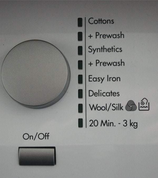 """راهنمای """"شست و شو بافت"""" با ماشین لباس شویی"""