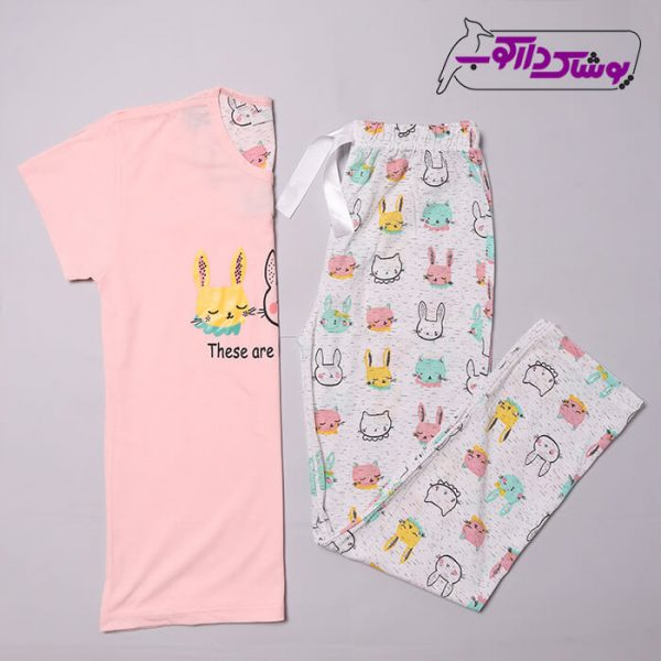 قیمت ست تیشرت و شلوار سه خرگوش