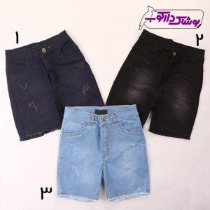 فروش شلوارک جین کوتاه دخترانه