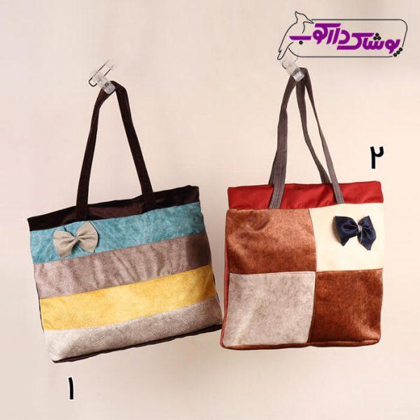 خرید کیف پارچه ای زنانه