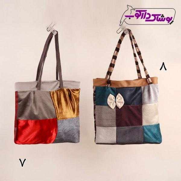 قیمت کیف پارچه ای زنانه
