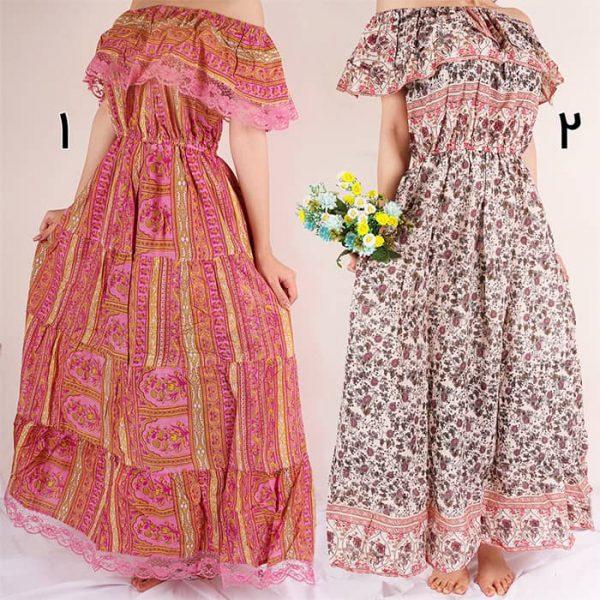 خرید لباس ساحلی گلدار
