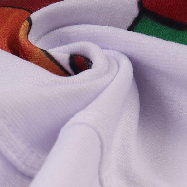 فروشگاه اینترنتی تیشرت سفید طرح دار دخترانه