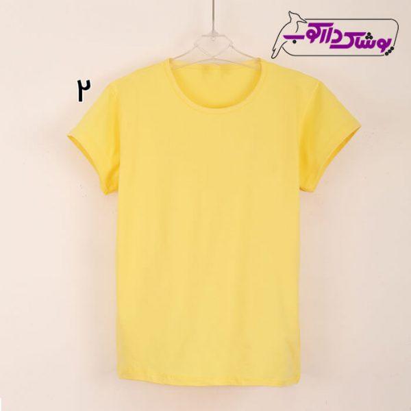 خرید تیشرت ساده رنگی