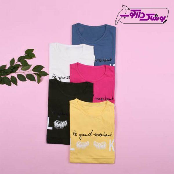 فروش تیشرت راحتی زنانه