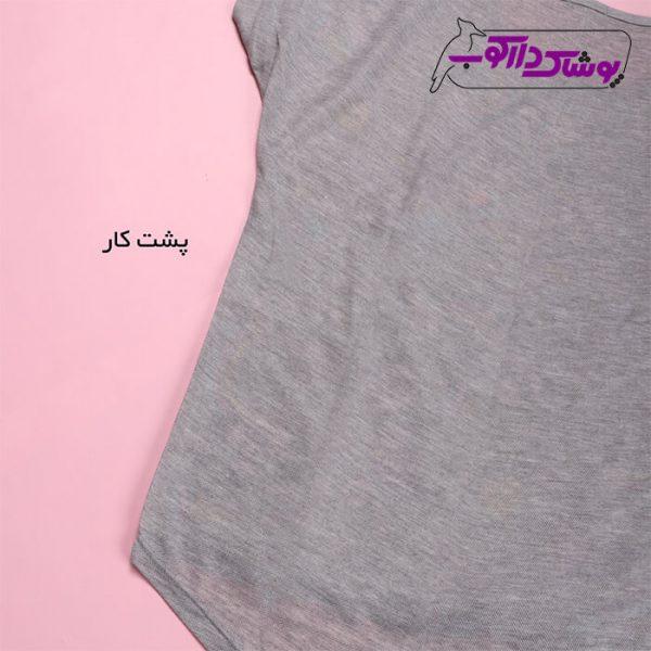 فروش تیشرت نخی ساده زنانه