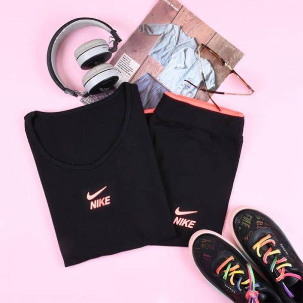فروش تاپ شلوارک ورزشی زنانه