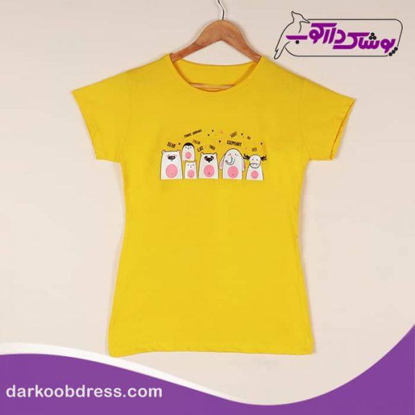 تیشرت دخترانه بچگانه