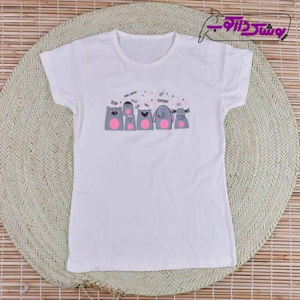 خرید تیشرت دخترانه بچگانه